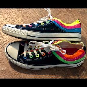 Rainbow Converse 🌈